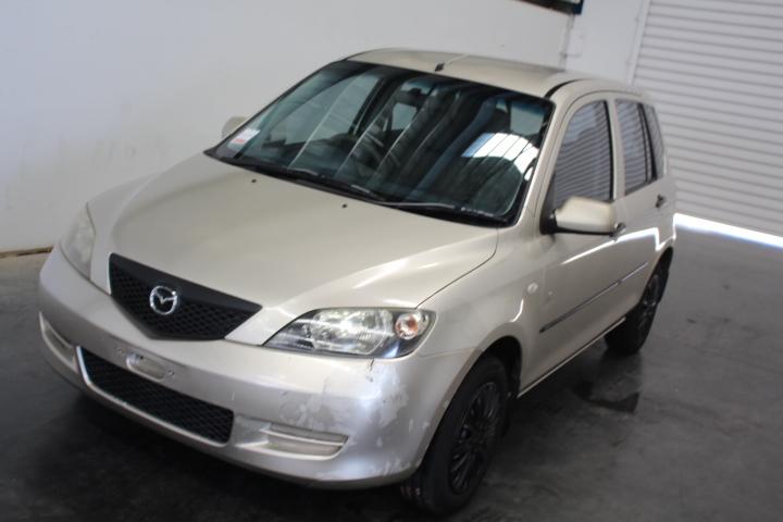 2003 Mazda 2 Neo DY Hatchback