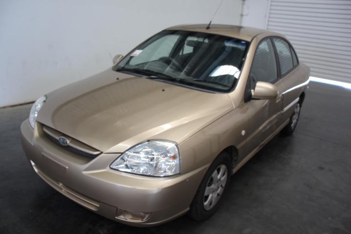2004 Kia Rio Automatic 155,533 km's