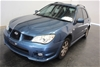 2006 Subaru Impreza 2.0i (AWD) G2 Manual Hatchback