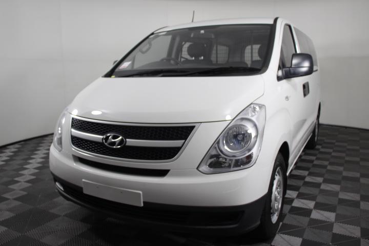 2015 Hyundai iLOAD TQ Turbo Diesel Automatic Van