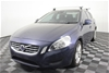 2012 Volvo V60 T5 Manual Wagon