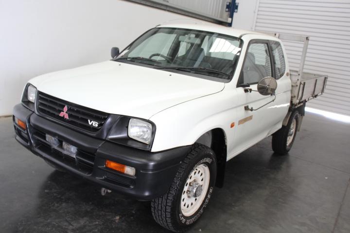 1998 Mitsubishi Triton GLX (4x4) MK Ute