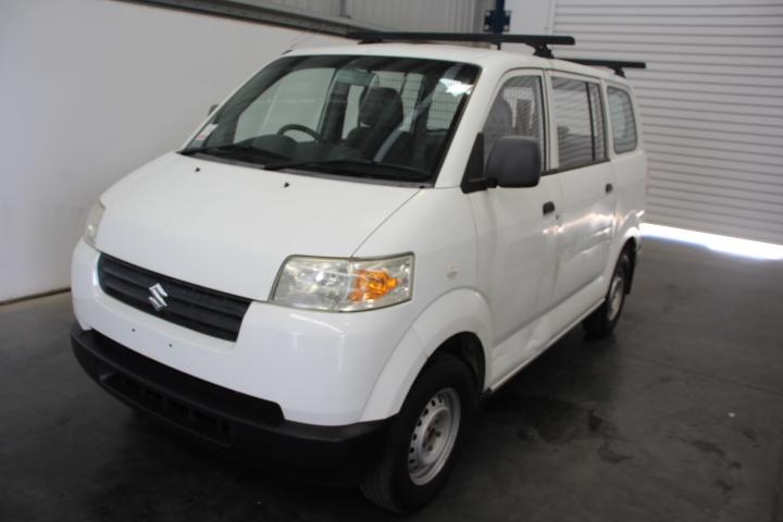 2005 Suzuki APV Manual Van