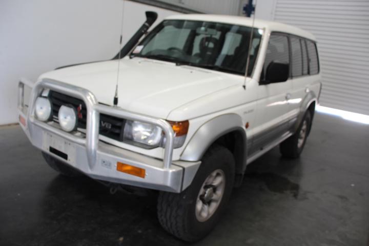 1994 Mitsubishi Pajero GLS 7 Seat Wagon