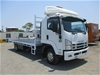 7/2008 Isuzu FRR600 Long Euro V 4X2 Tray Back Truck