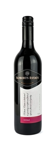 Roberts Estate Shiraz 2020 (12 x 750mL)