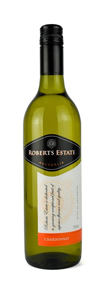 Roberts Estate Chardonnay 2019 (12 x 750mL) SEA