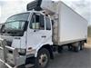 2003 Nissan 40 PK265 6 x 2 Refrigerated Body Truck
