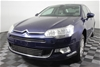 2008 (2009) Citroen C5 2.0 HDI Comfort Turbo Diesel Automatic Sedan