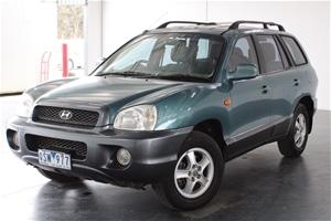 2001 Hyundai Santa Fe GLS (4x4) Automati