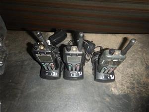 Sepura STP900 Series Handheld Radios