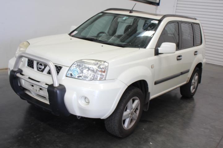 2007 Nissan T30 X-Trail Auto 4WD SUV