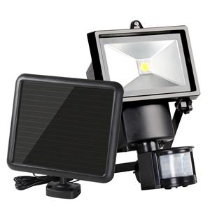 Set of 2 5W COB LED Solar Sensor Light O