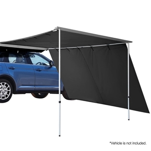 Weisshorn 2.5M X 3M Car Side Awning and