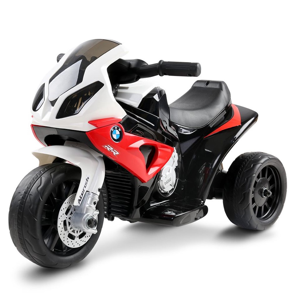Rigo Kids Ride On BMW Motorbike - Red