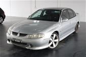 Unreserved 2001 Holden Commodore S VX Automatic Sedan