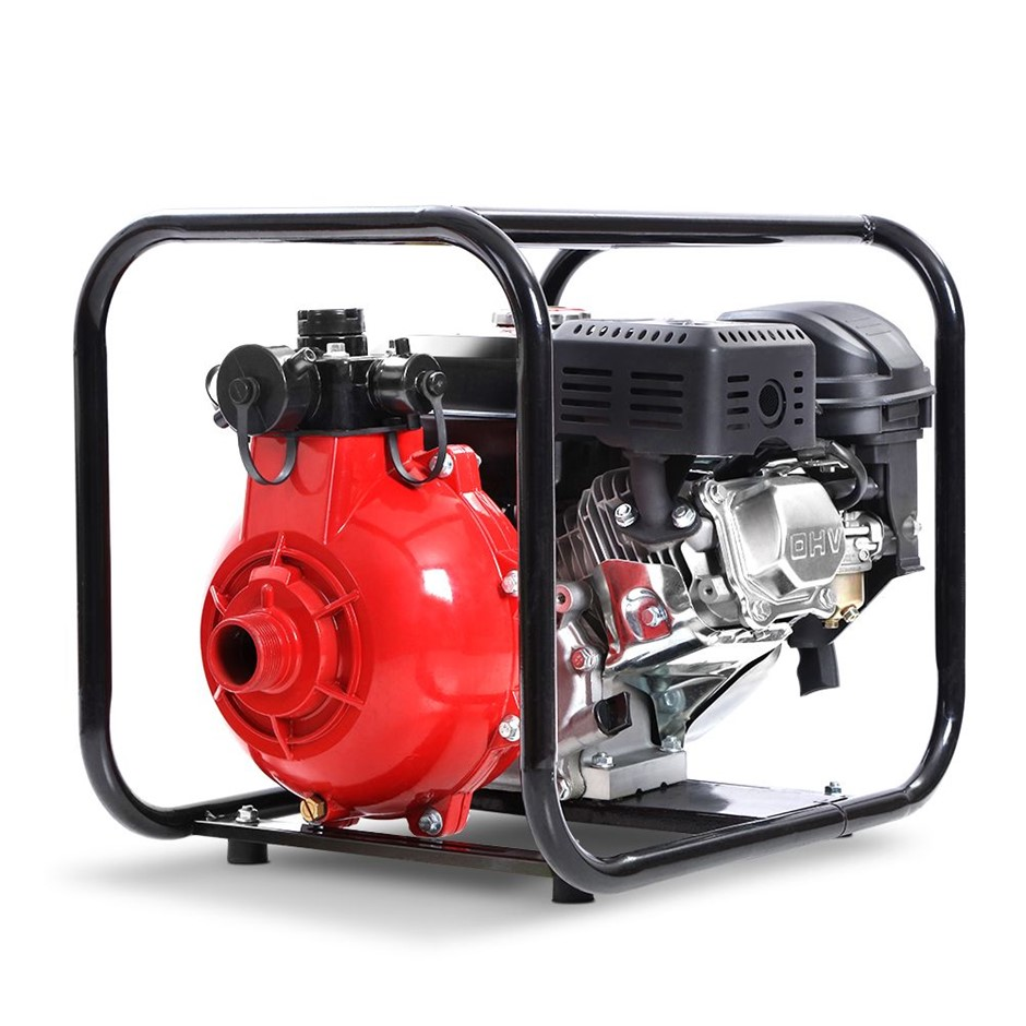 Giantz 8HP Petrol Water Transfer Pump Fire Fighting Garden Irrigation