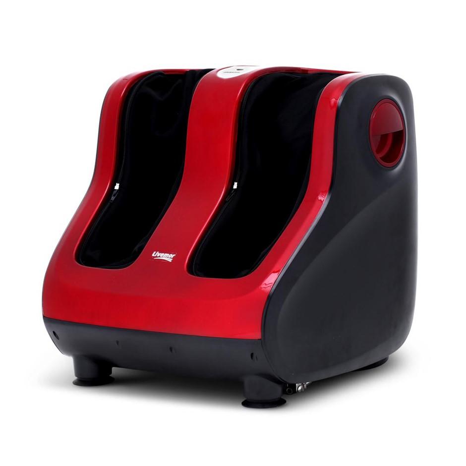 Livemor Leg Massager - Red