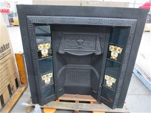 Agnews AF1 Cast Iron Fireplace Surround