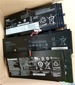 Box of USED/FAULTY Lenovo Batteries