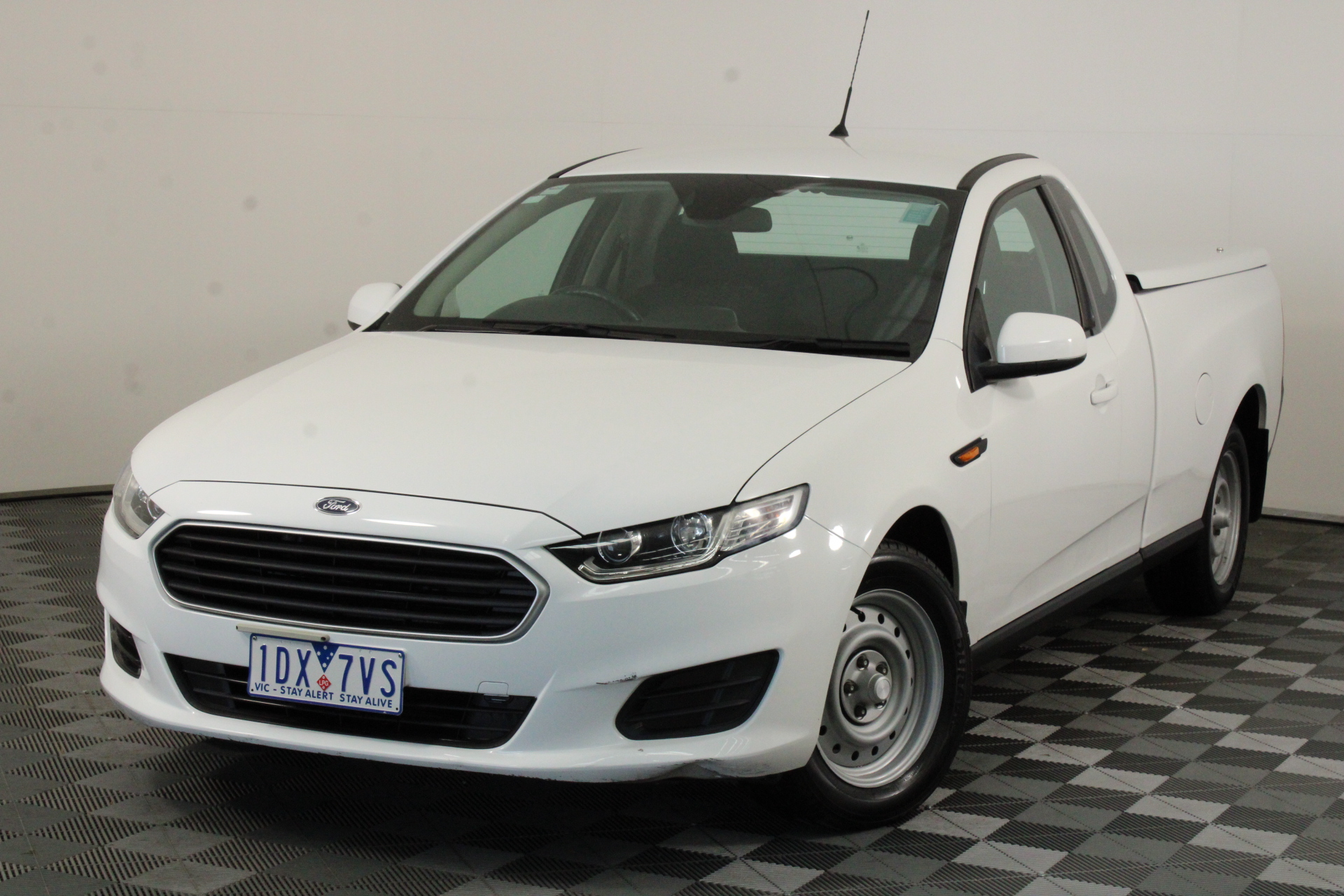 2015 Ford Falcon (LPI) FG X Automatic Ute (EX GOV)