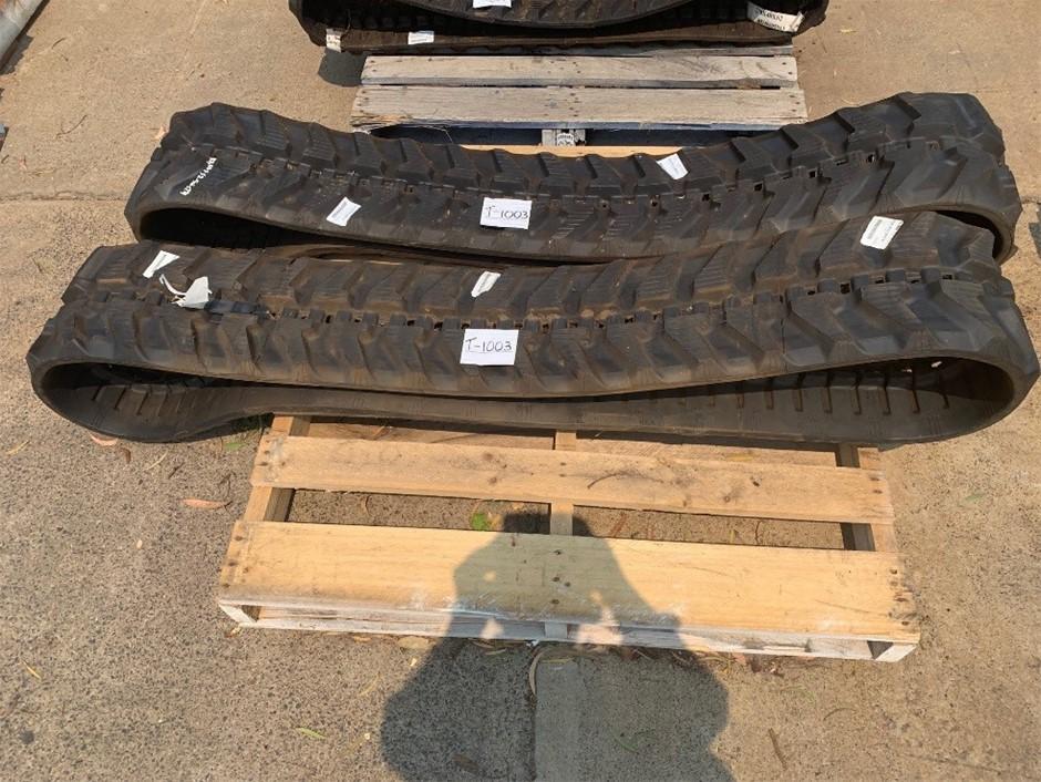 Rubber Track Grp - Mini Excavator