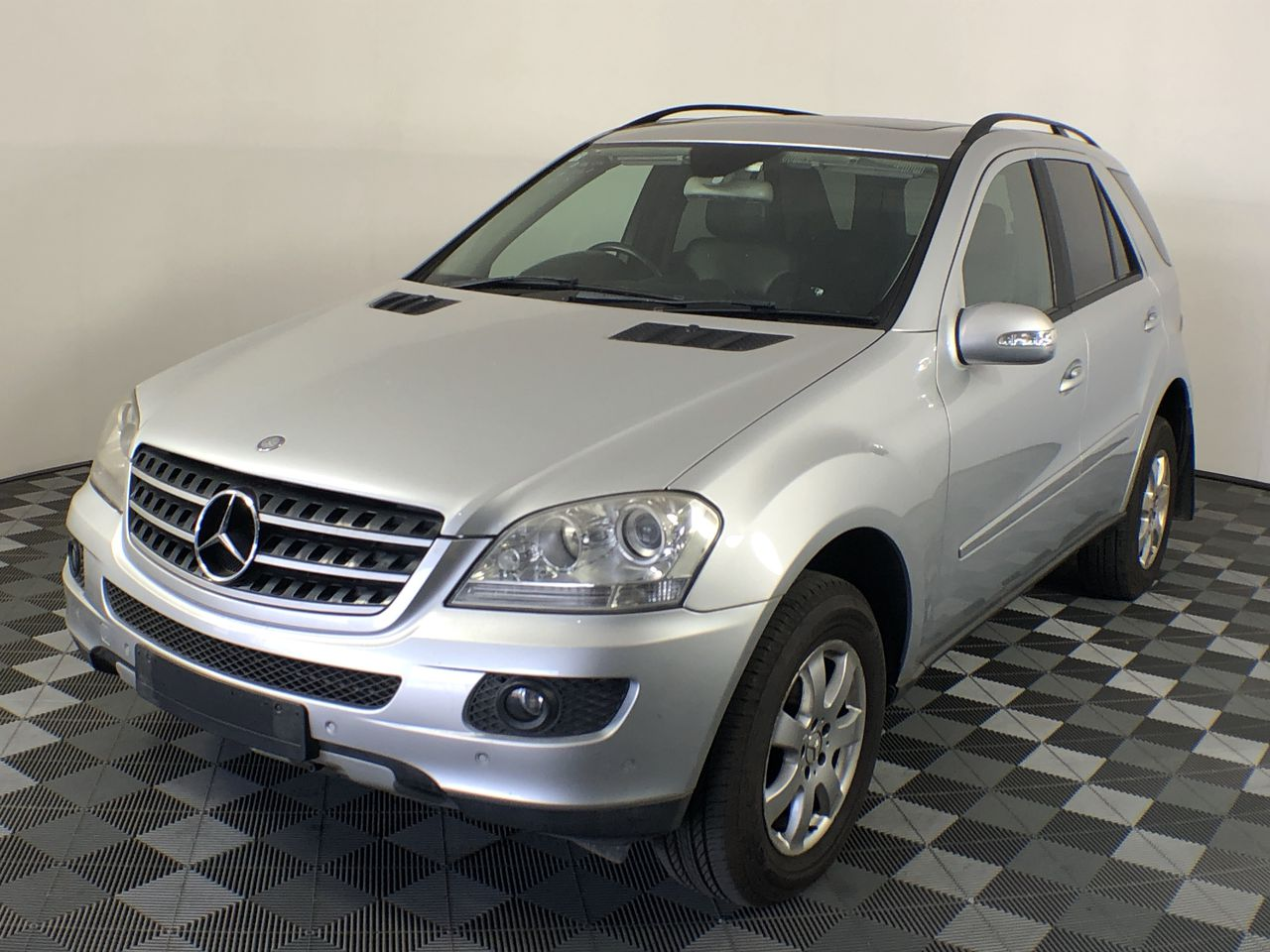 2005 Mercedes Benz ML 320 CDI (4x4) W164 Turbo Diesel Automatic Wagon