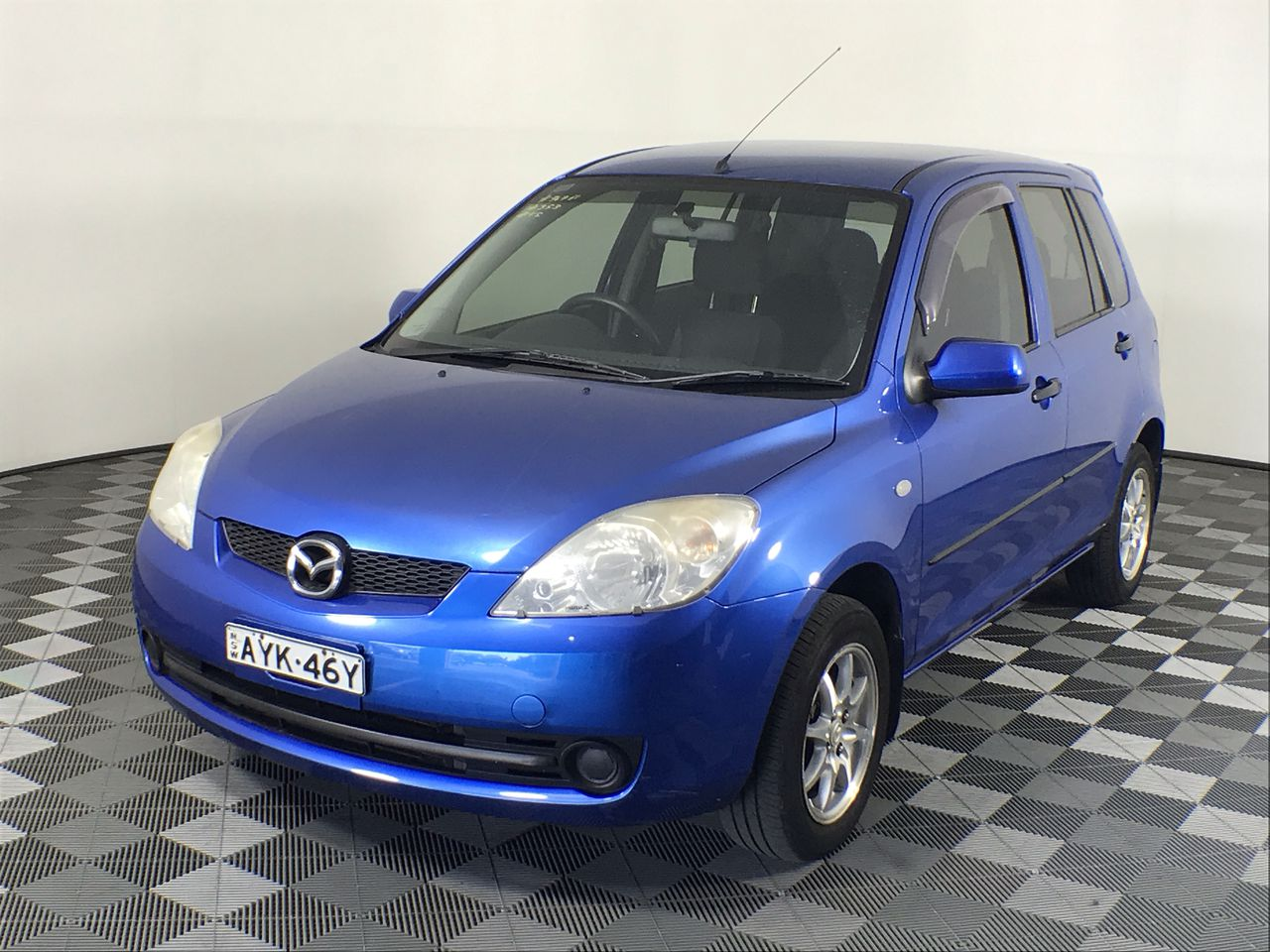 2006 Mazda 2 Neo DY Manual Hatchback
