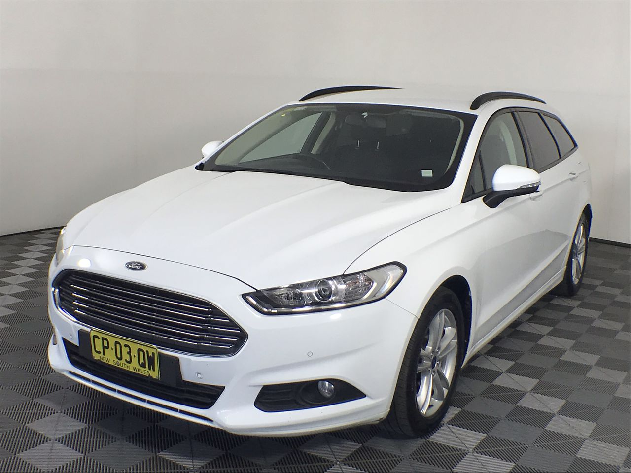 2016 Ford Mondeo Ambiente MD Turbo Diesel Automatic Wagon