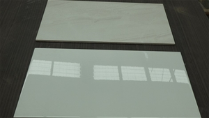 Qty of Assorted Porcelain Tiles
