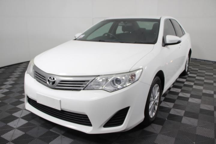 2014 Toyota Camry Altise ASV50R Automatic Sedan