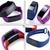 SOGA 2X Sport Smart Watch Fitness Wrist Band Bracelet Activity Tracker Red