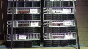 Supermicro 4U-E5-V3CPU SERVER, 2x E5-269
