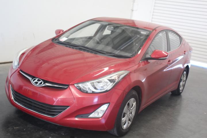 2014 Hyundai Elantra Auto 1.8 petrol 138,728kms