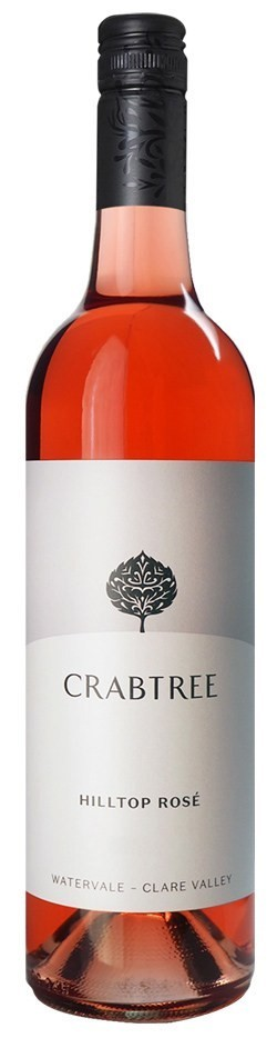 Crabtree Hilltop Rose 2019 (12 x 750mL), Clare Valley, SA.
