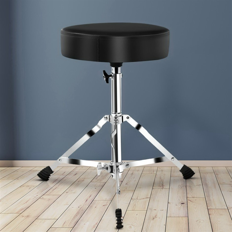 Adjustable Drum Stool Throne Seat Chairs Chair Electric Guitar Piano Kits