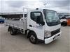 2006 Mitsubishi Fuso Canter 2.0T 4 x 2 Tray Body Truck