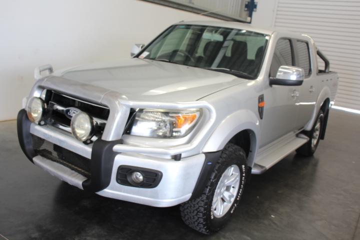 2010 Ford Ranger XLT 3.0TDCi (4x4) PK Turbo Diesel