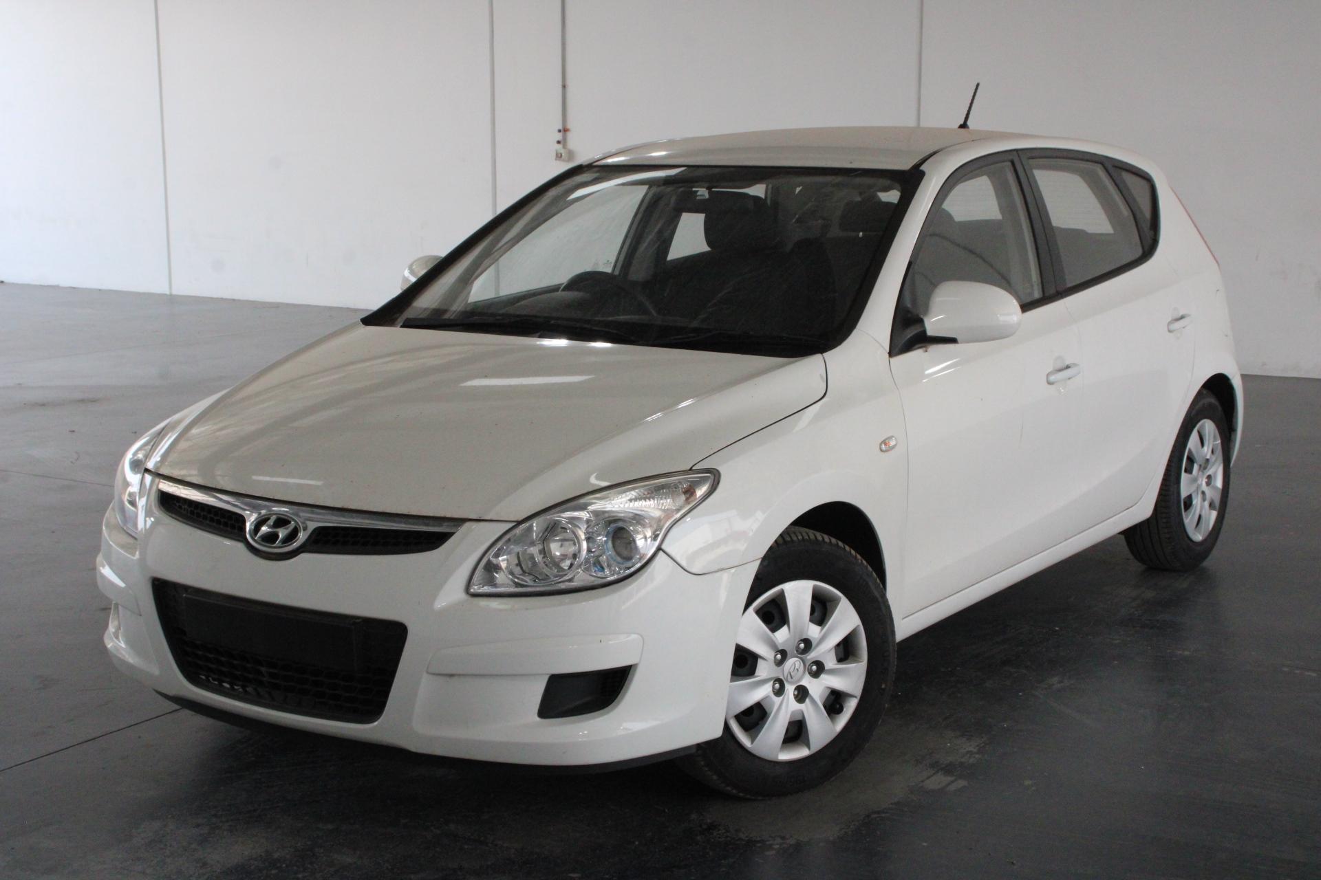 2009 Hyundai i30 SX FD Automatic Hatchback (WOVR)