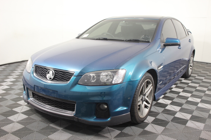 2011 Holden Commodore SV6 Series 2 (Service History) 6 Speed