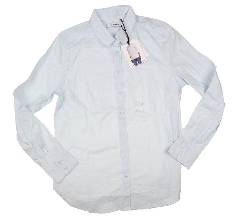 Women`s SPORTSCRAFT Summer Shirt, Size M, 97% Cotton & 3% Elastane, Pistach
