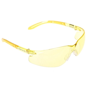 12 x MSA Nullarbor Safety Specs, Amber H