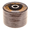 10 x TOLSEN Aluminum Oxide Flap Discs, 125x22.2mm, Grit 80, Fibre Backing.