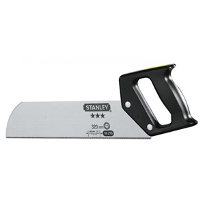 STANLEY 320mm Back Saw Buyers Note - Dis