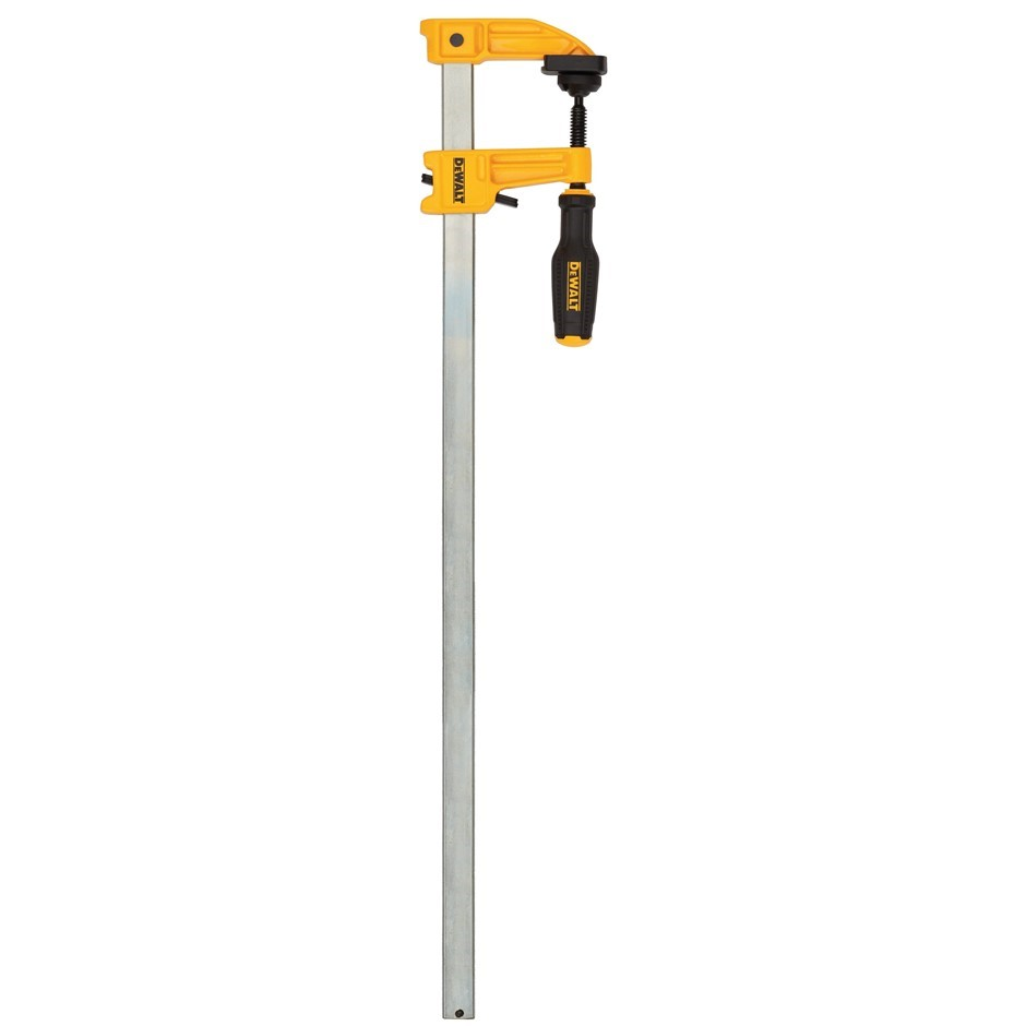 DeWALT 600mm Bar Clamp. Buyers Note - Discount Freight Rates Apply to All R