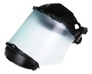 MSA V-Gard Hi-Impact Clear Polycarbonate