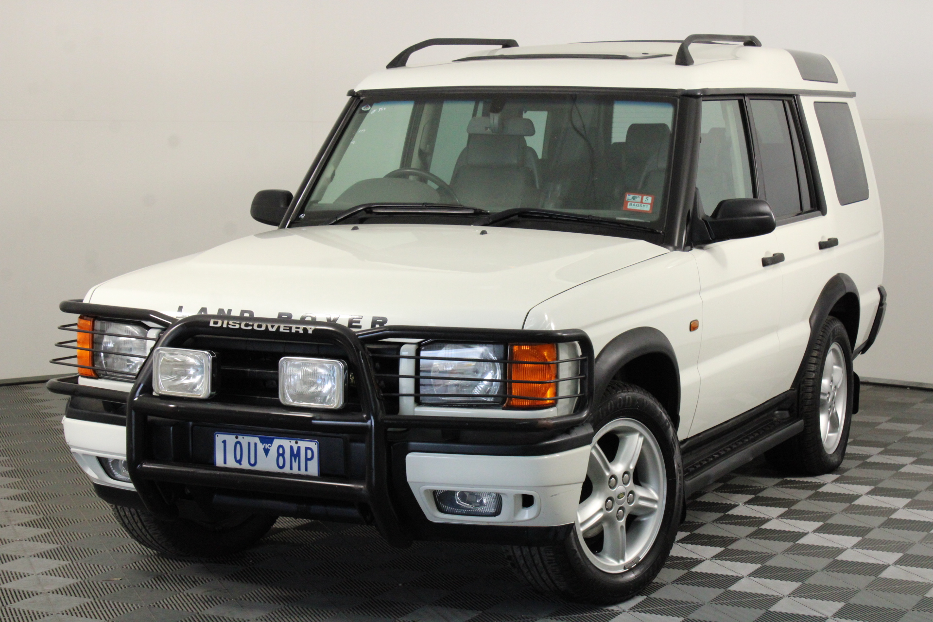 2001 Land Rover Discovery ES V8 (4x4) Automatic 7 Seats Wagon