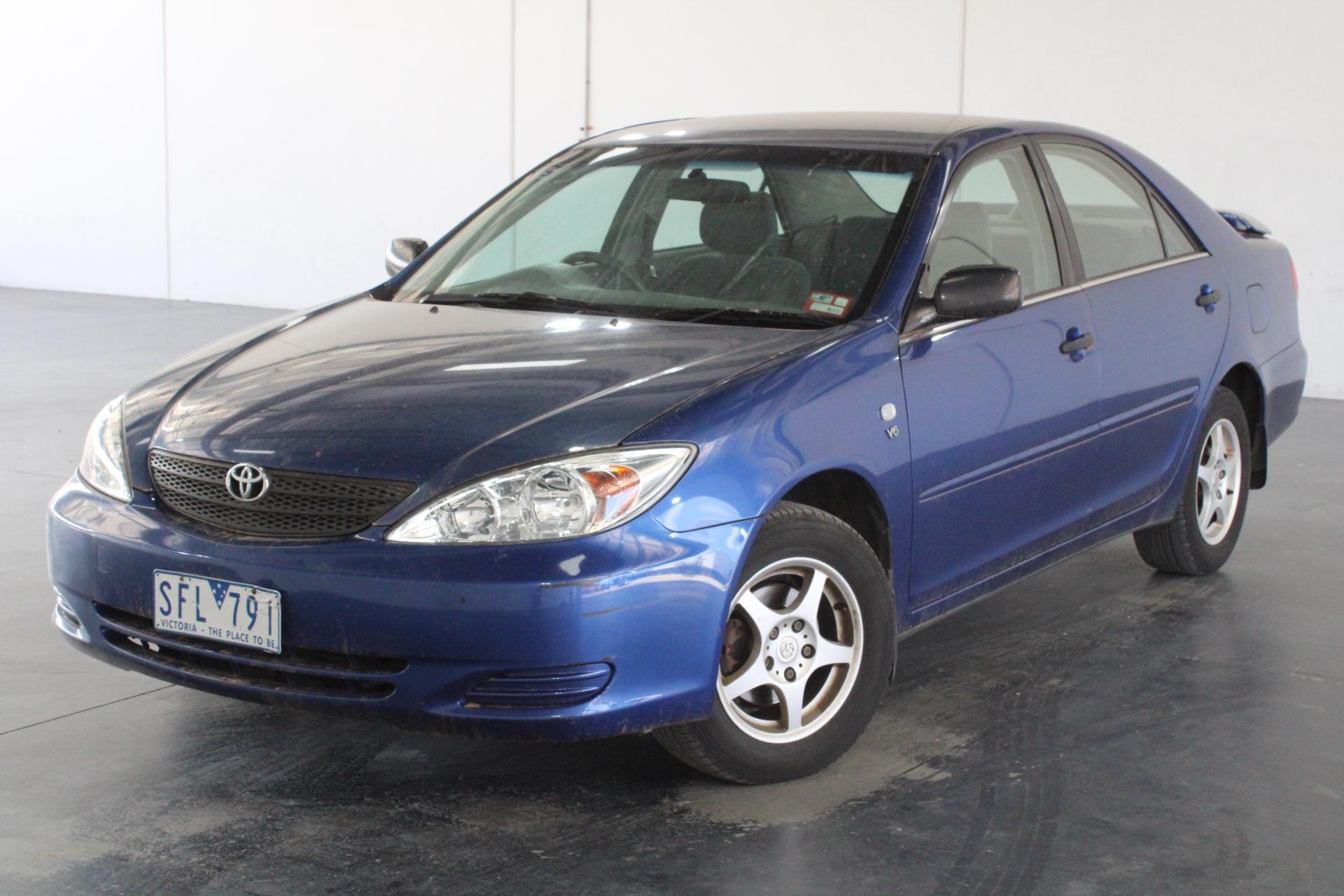 2003 Toyota Camry Altise MCV36R Automatic Sedan