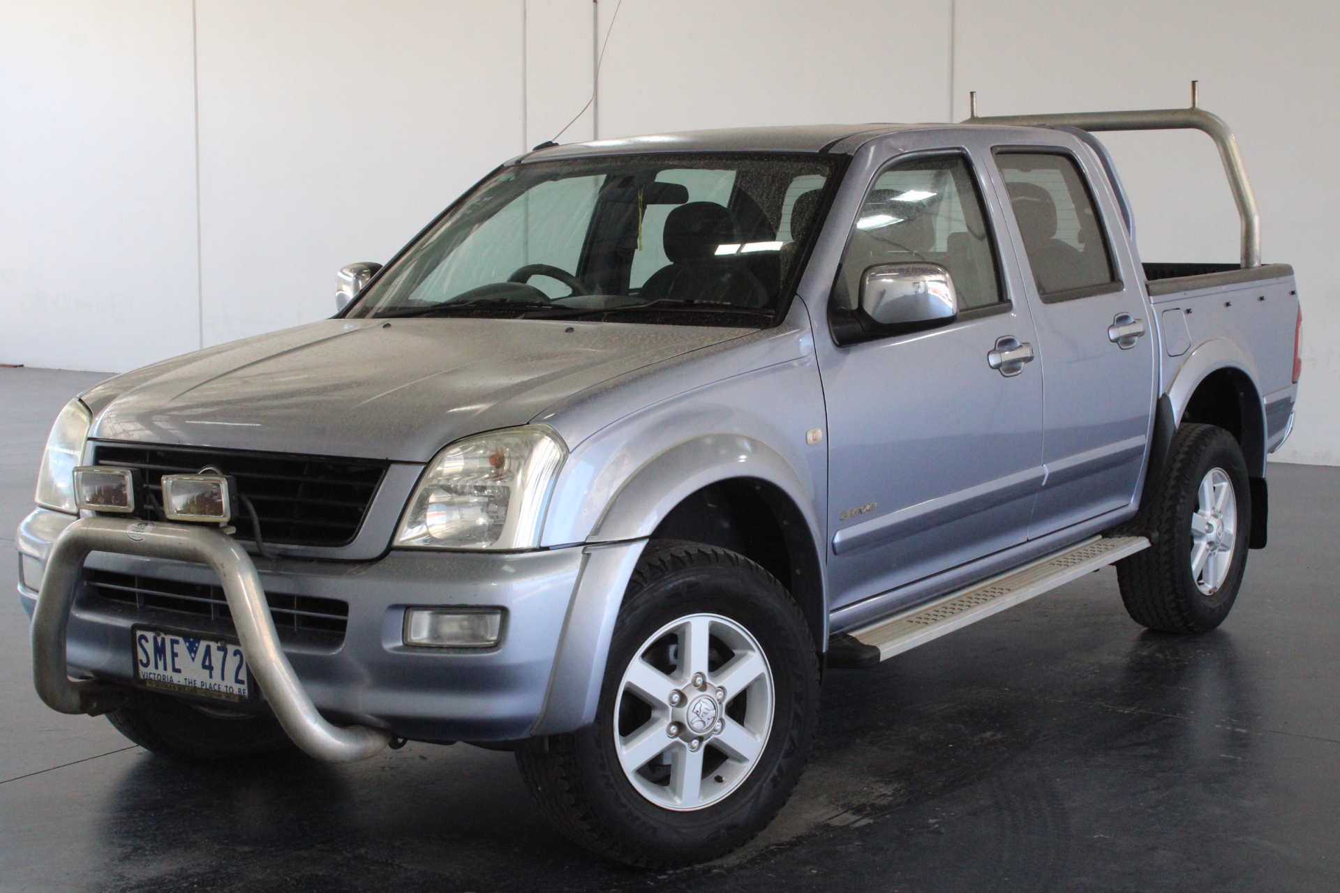 2003 Holden Rodeo LT RA Automatic Dual Cab