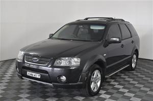 2007 Ford Territory Ghia (4x4) SY Automa